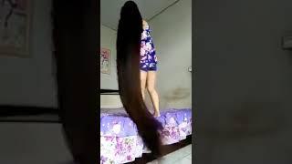 Gambar cover Rambut panjang nampak cantik