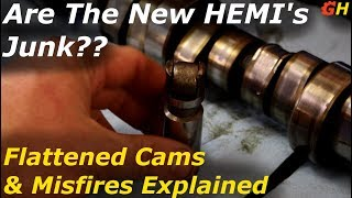 The 5.7 Hemi's Are Having Common Major Failures, How and Why?
