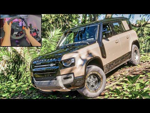 Forza Horizon 5 : Realistic Offroad in the Jungle