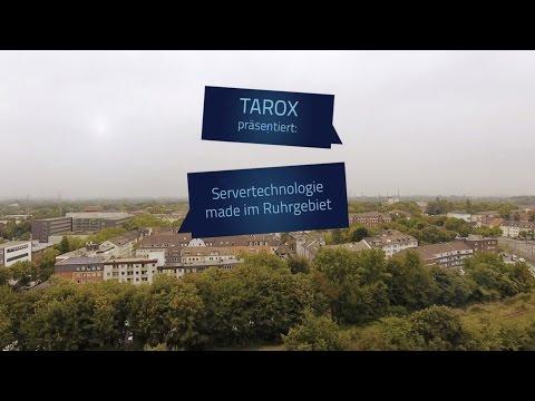 TAROX Servertechnologie made im Ruhrgebiet