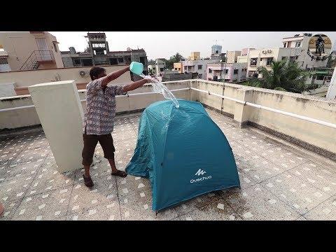 Tent Review – Quechua Arpenaz 2+