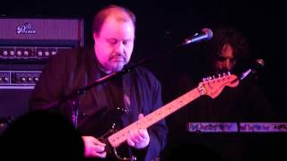 Steve Rothery Band - Three boats down from the Candy - Cambridge Junction - 14 Jan 2017