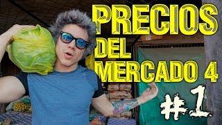 PRECIOS DEL MERCADO 4 #1 con SUSCRIPTORES