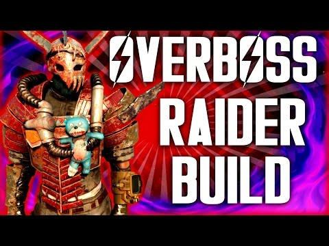 Fallout 4 Builds - The Raider Overboss - Nuka World DLC Raiding Build