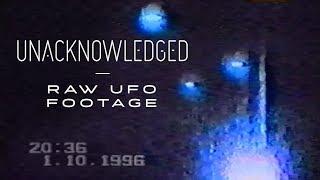 Unacknowledged: Originálne UFO zábery