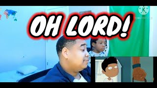 """Cousins reacting to """"Getting Beat Over Homework"""" by Young Don The Sauce God"""