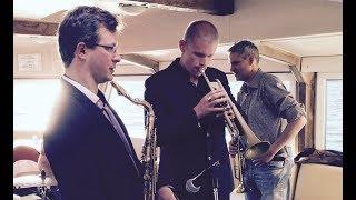 "Evgenii Sokolov Quartet featuring Cameron Milligan - ""The Sidewinder"" (Lee Morgan)"