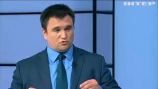 Трамп заинтересован в завершении войны на Донбассе - Климкин