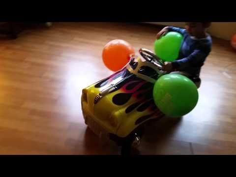 Pedal Car Instep Street Rod a Cool Birthday Gift