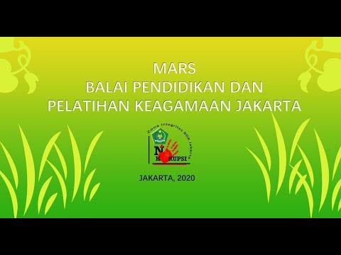 Mars Balai Diklat Keagamaan Jakarta
