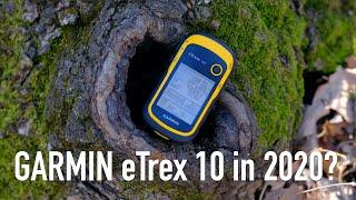 GARMIN eTrex 10 in 2020?