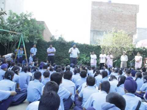 dental & hygiene awareness programme
