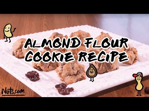 Almond Flour Cookies Recipe | Nuts.com