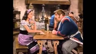 Lupita-Women in Zorro-Dancing Queen-Music video for Disney