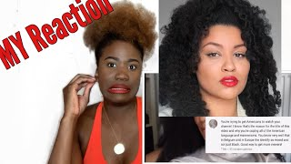 """""""I'm Not Black Enough to Be Black"""" : Mixed Youtuber Reading """"Negative"""" Comments"""
