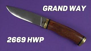 Grand Way 2669 HWP - відео 1