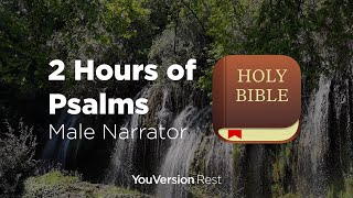 Bible Verses For Sleep And Meditation - 2 Hours (Male Narrator)