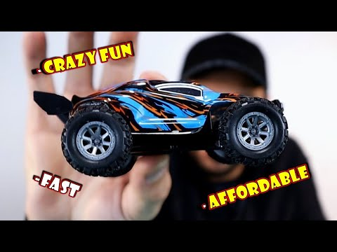 the Smallest RC Bashing Truck with Pure Fun - S809 1/32 Scale RC Car FULL REVIEW
