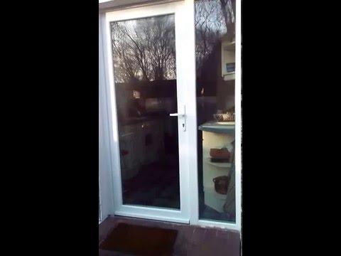 Haustüren aus Polen - ein Beispiel mit P4 Glas