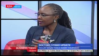 Business Today: Doctors strike update 21/12/2016