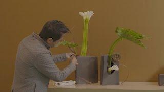 Sogetsu School Of Ikebana At The Asian Art Museum