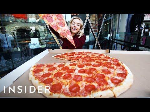 A Pizza So Big Not Even Vegas Can Keep it a Secret
