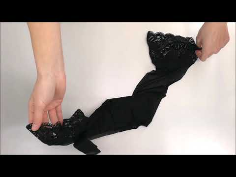 Sexy punčochy Contica stockings - Obsessive