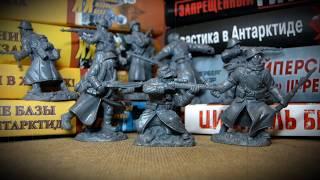 солдатики TSSD Восточный фронт Вермахт Wehrmacht