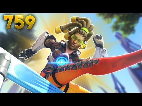 NEW Record In Lucio RACE!! | Overwatch Daily Moments Ep.759 (Funny and Random Moments)