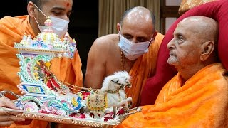 Guruhari Darshan 3 to 6 Jul 2016, Sarangpur, India
