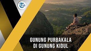 Gunung Api Purba Nglanggeran, Gunung Purbakala di Yogyakarta