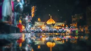 preview picture of video 'Ali Fani Ziarat Aminallah (Amir Al-Momenin) HD  زیارت امین الله امیر المومنین علیه السلام علی فانی'