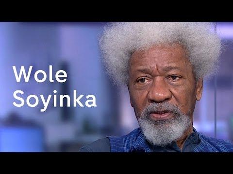 Vidéo de Wole Soyinka