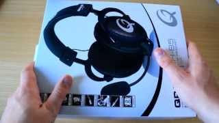 Un-Boxing: QPAD QH-85 Pro Gaming Hi-Fi Headset!