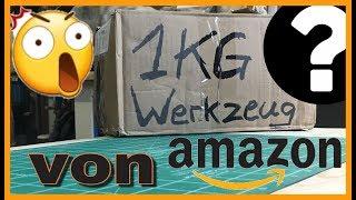 1Kg Werkzeug von Amazon [ Überraschungspaket, Restpostenpaket von Amazon  ] 8# Folge REPAIR & MEHR