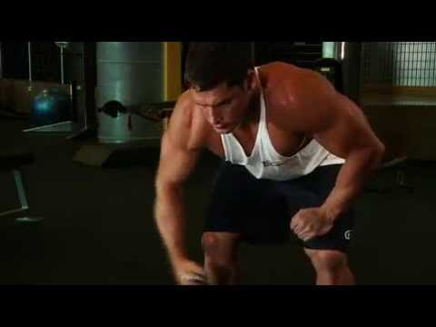 Bent Over Low Pulley Rear Delt Fly