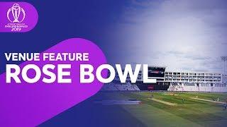 The Rose Bowl - A Batsman's Paradise | ICC Cricket World Cup 2019