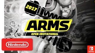 ARMS Tournament | Open Invitational Trailer