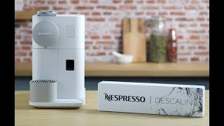 Nespresso Lattissima One -  Cup size programming