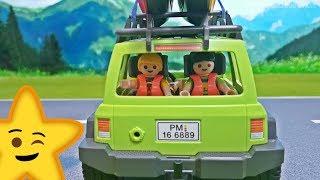 Playmobil Camp Geländewagen 6889 ✔️ Spielzeug auspacken und testen