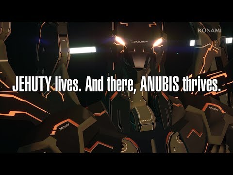 Zone of the Enders: The 2nd Runner M∀RS - Debut Trailer (Full version) thumbnail