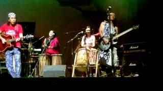 Sudrun - Sirkus Barock di TBY Yogyakarta 16 Desember 2013