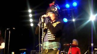 Adam Ant - Kick - Mr Kyps Poole - 20-06-2011