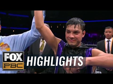 Omar Figueroa Jr. beats John Molina Jr. in controversial decision | HIGHLIGHTS | PBC ON FOX