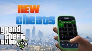 Gta 5 Phone Cheats ( Read Video Description )