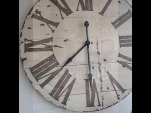 48 Inch Wall Clocks: Modern Wall Clocks
