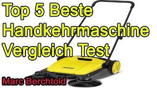 Top 5 Beste Handkehrmaschine Vergleich Test 2021