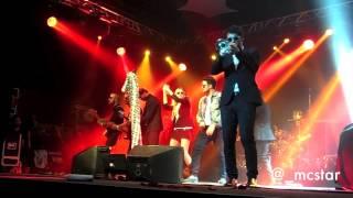 Estrella del Rock en vivo Dani Martin