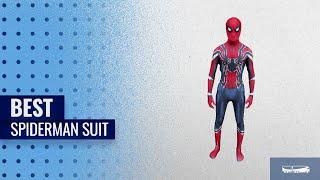 Best Spiderman Suit For Halloween 2018