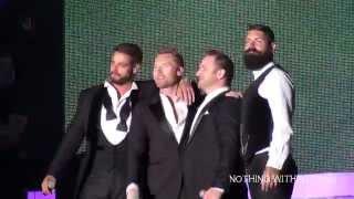 Boyzone  - Nothing Without You - 2014
